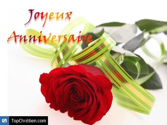 Anniversaire carte virtuelle anniversaire topchr tien for Envoyer des roses