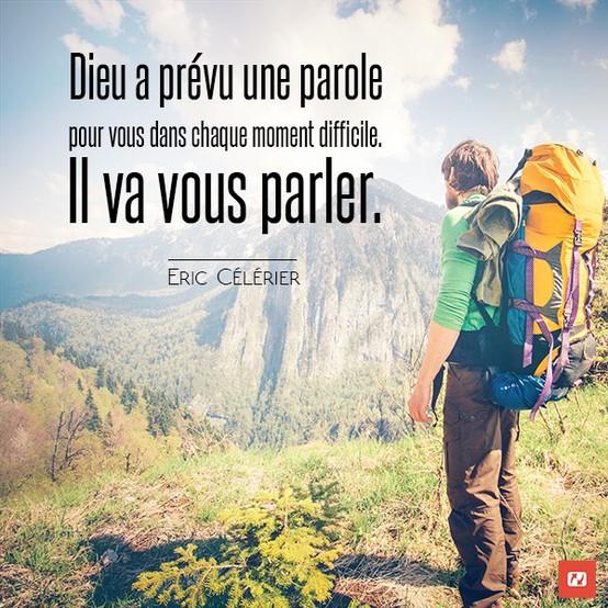 Souvent Mon ami(e), Dieu a une parole pour vous ! de Éric Célérier - Un  GU67