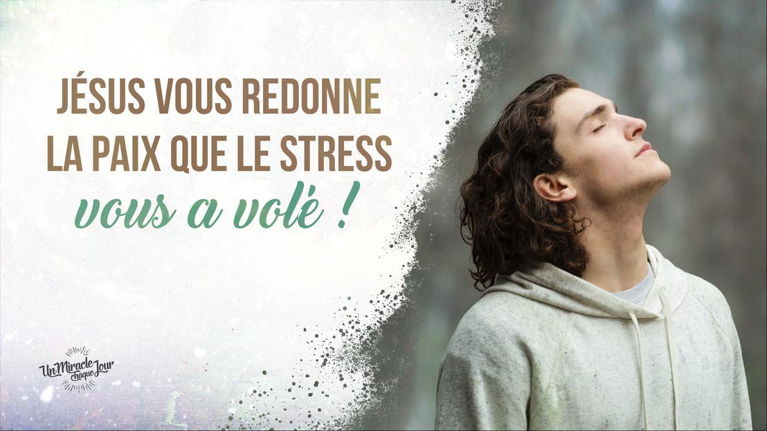 Mon ami(e), êtes-vous stressé(e)?