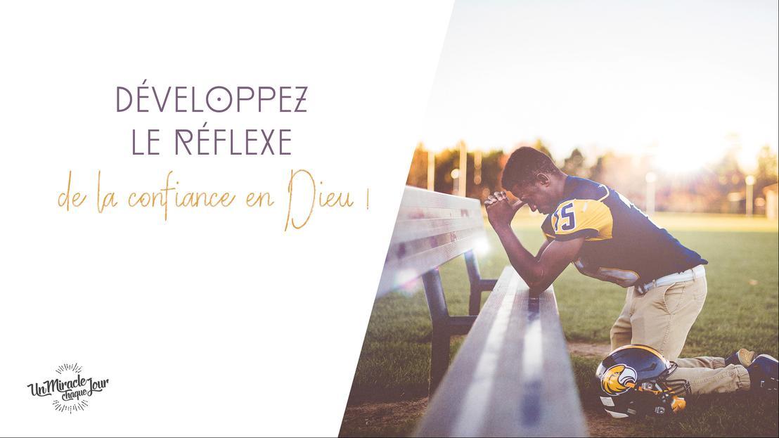 Quel est (vraiment) votre premier réflexe ?