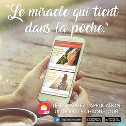 Un Miracle Chaque Jour, l'application qui va booster vos journées !