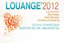 Séminaire Louange 2012