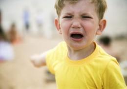 Arrête de pleurer !