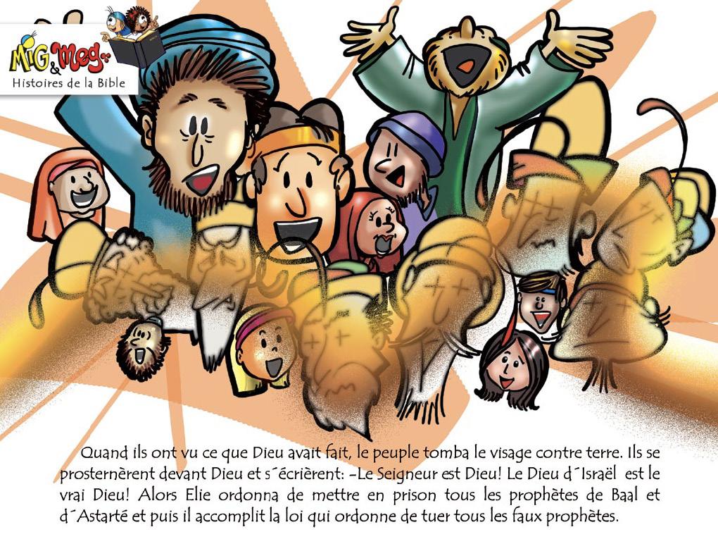 Elie et les prophètes de Baal - page 13