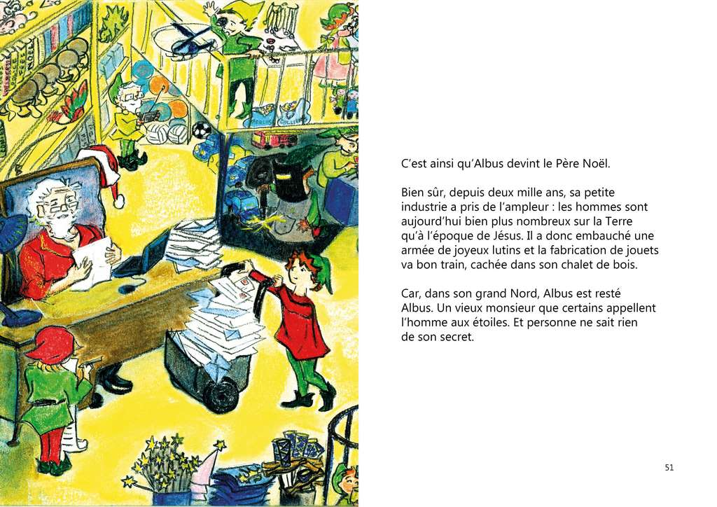 ALBUS ET L'ETOILE QUI DANSE - page 24