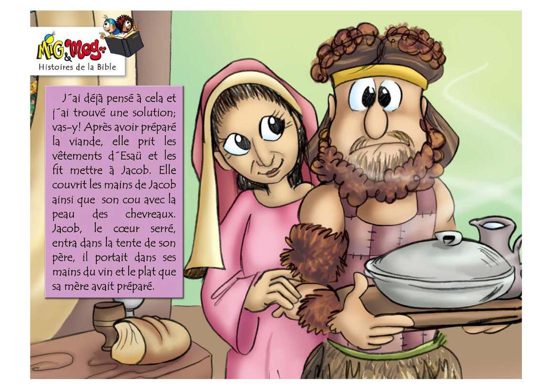 Esaü et Jacob - page 8