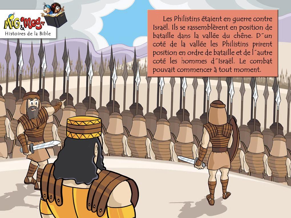 David et Goliath - page 2