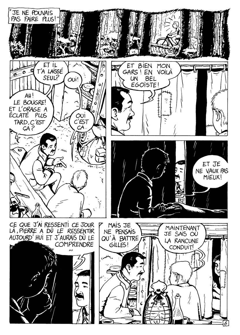 Les randonneurs - page 16