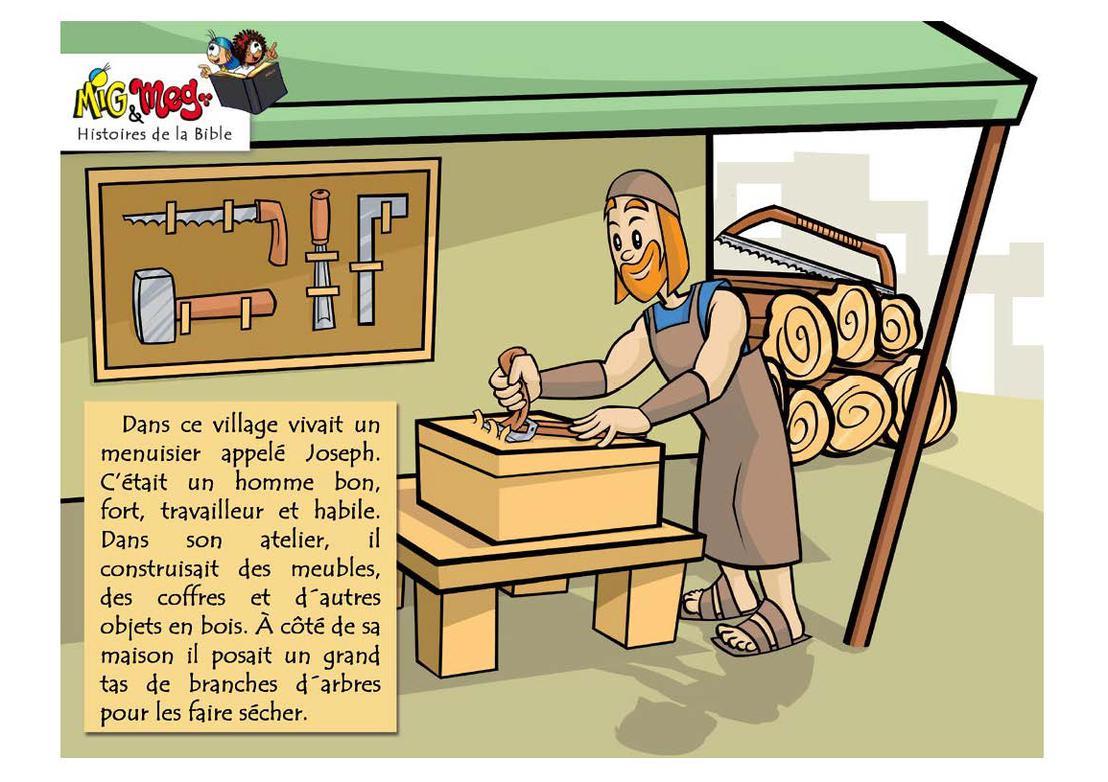 Joseph et Marie - page 4
