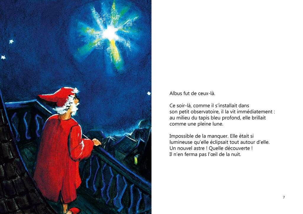 ALBUS ET L'ETOILE QUI DANSE - page 2