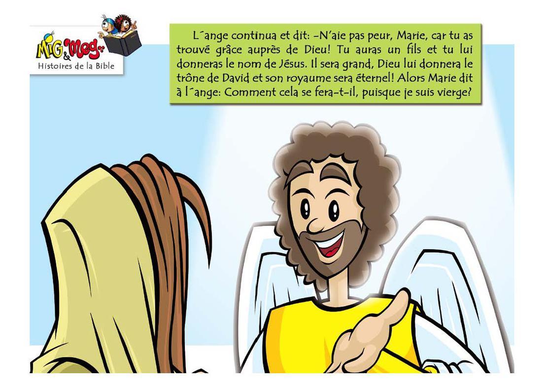 Joseph et Marie - page 8