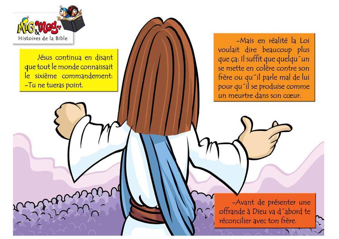 Le Sermon sur la Montagne - page 4