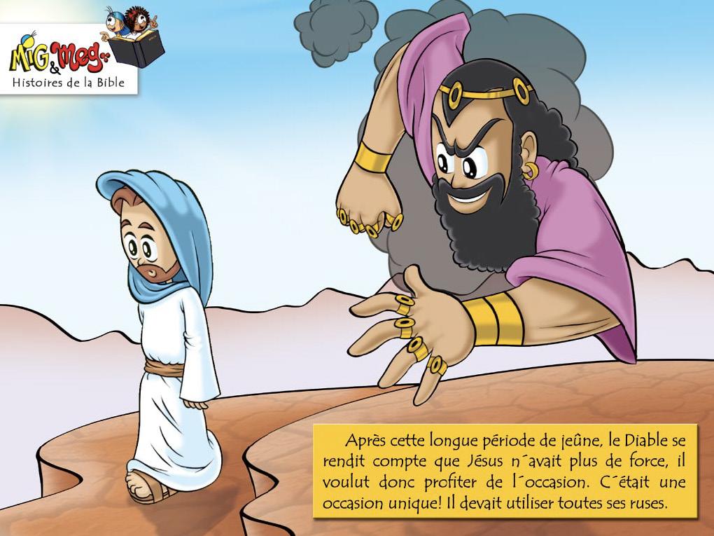 La tentation de Jésus - page 4