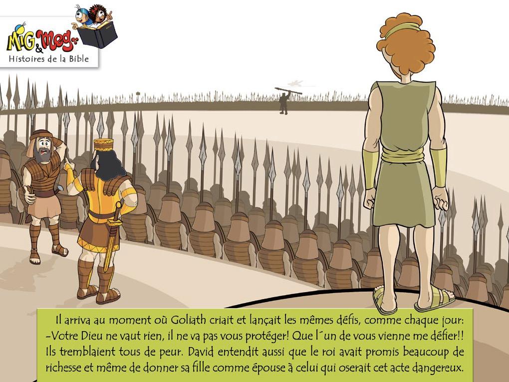 David et Goliath - page 8