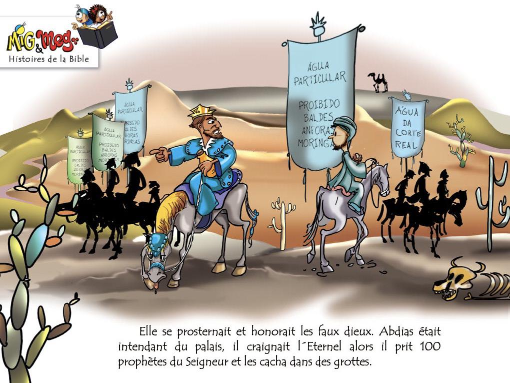 Elie et les prophètes de Baal - page 4