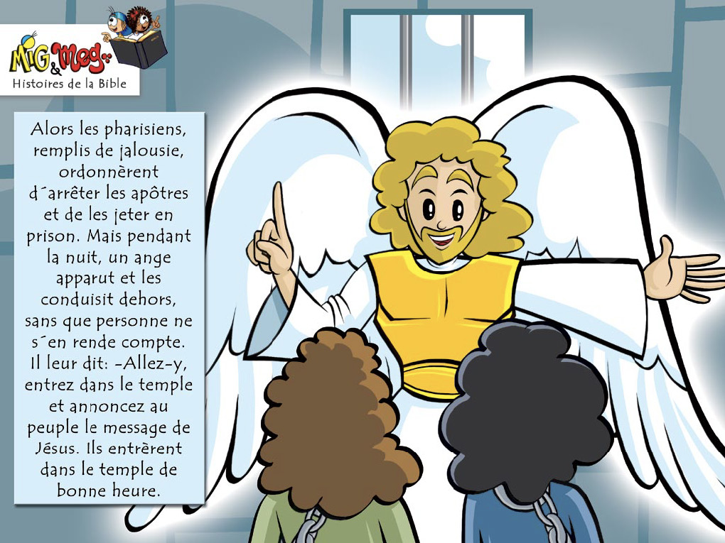 Pierre et Jean réalisent des miracles - page 12