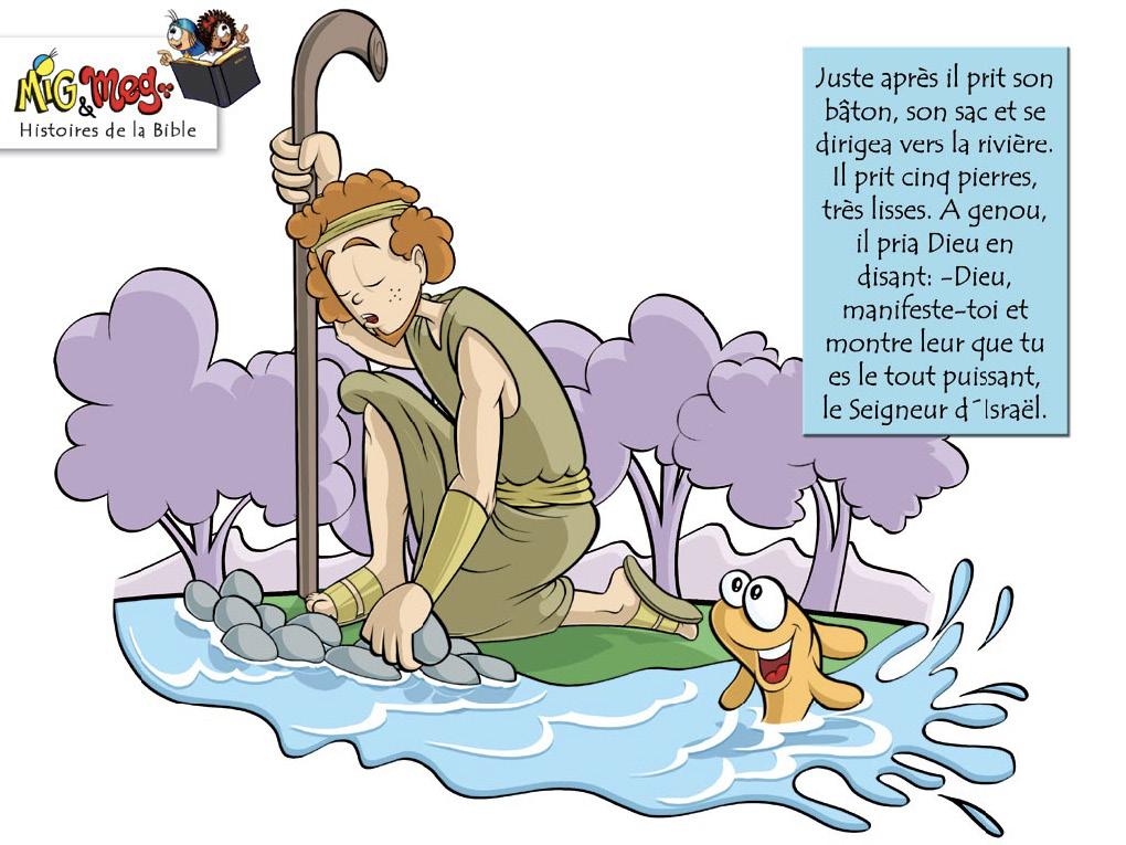 David et Goliath - page 12