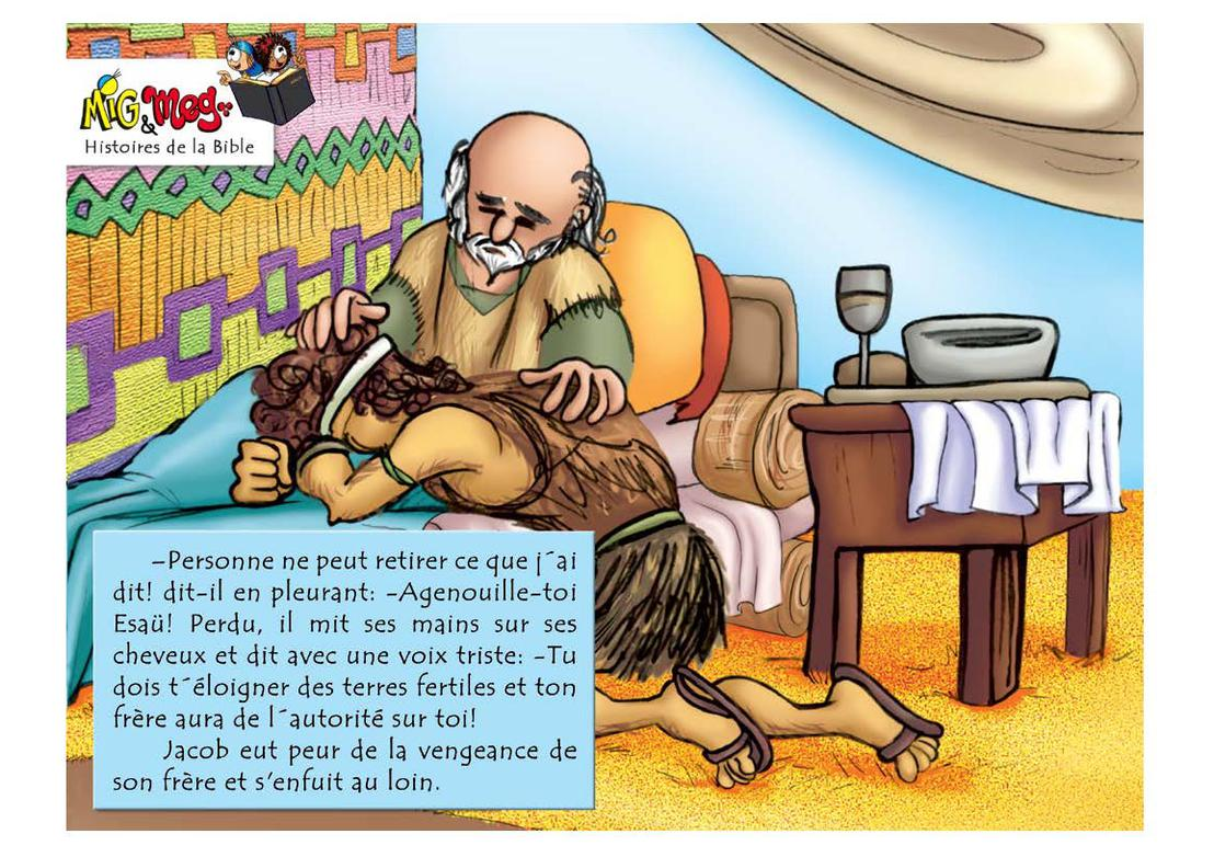 Esaü et Jacob - page 14