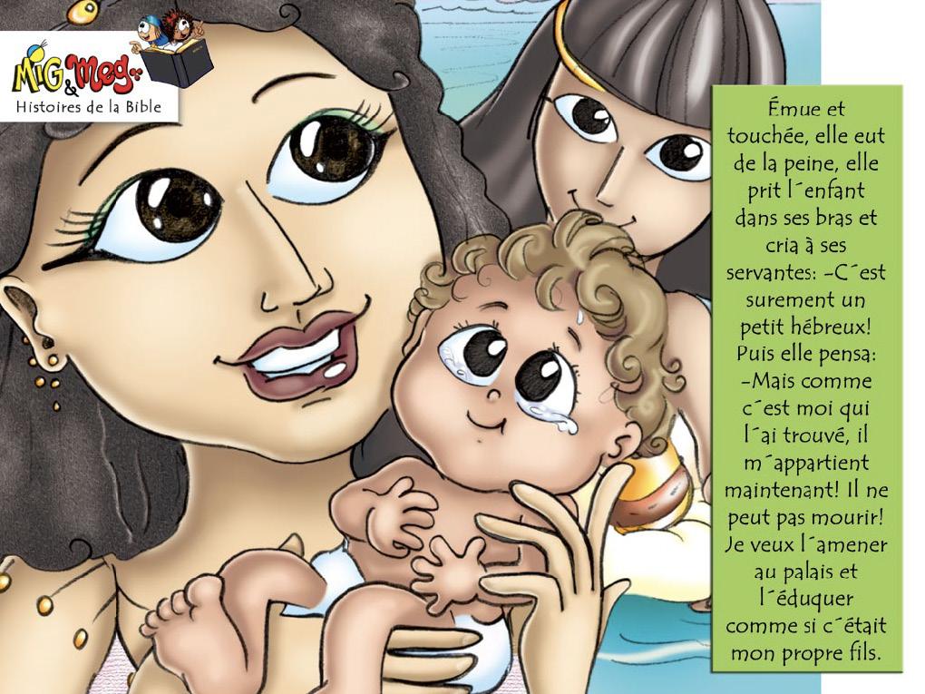 La naissance de Moïse - page 11
