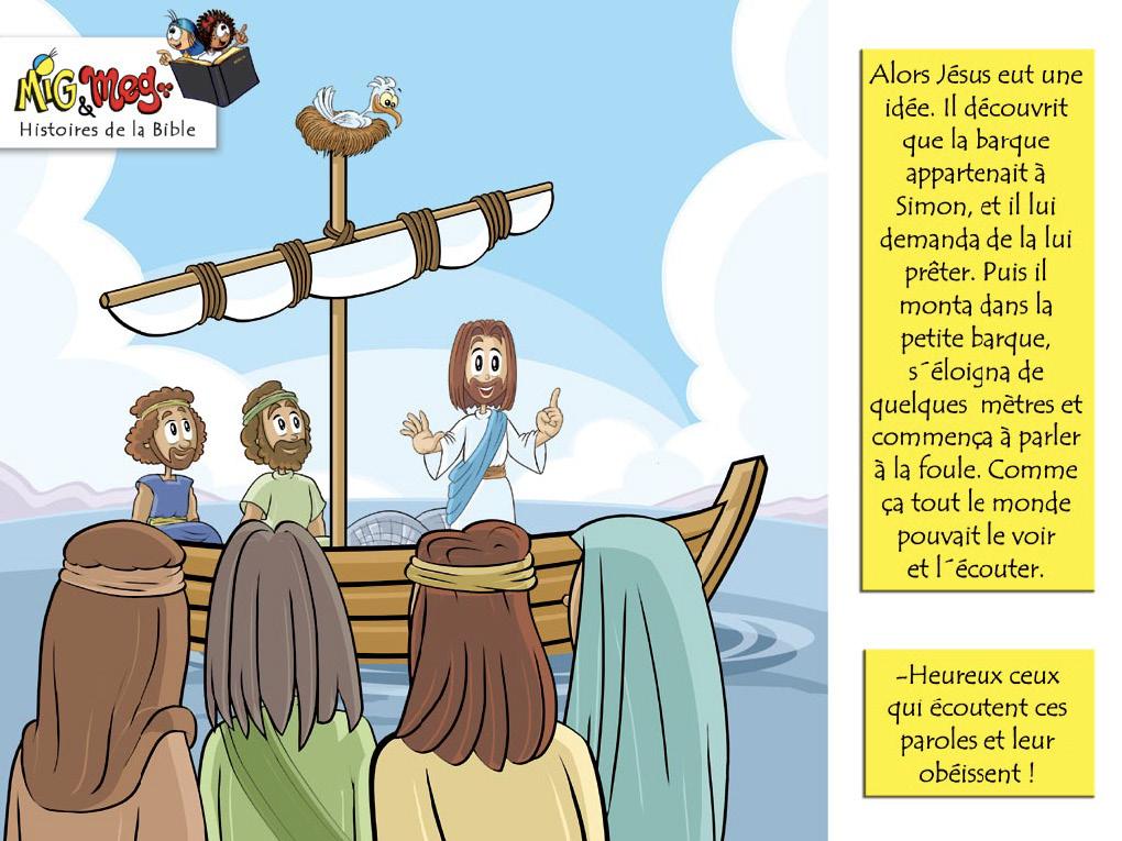 Jésus appelle ses disciples - page 7