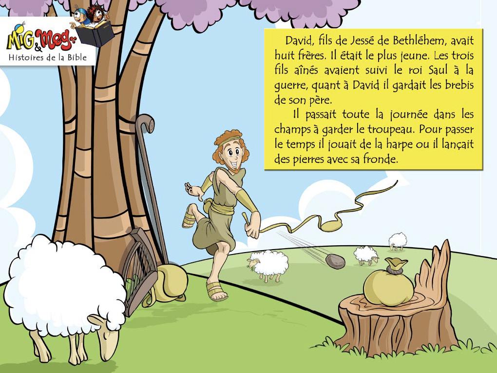 David et Goliath - page 5