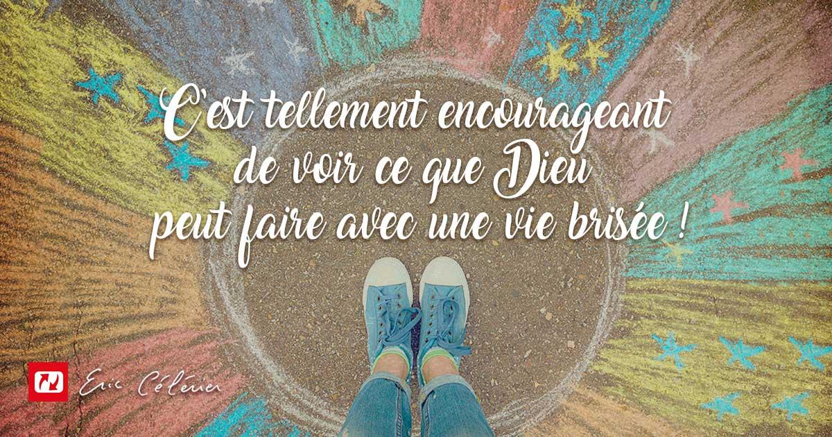 Mon ami(e), Dieu peut transformer votre vie !