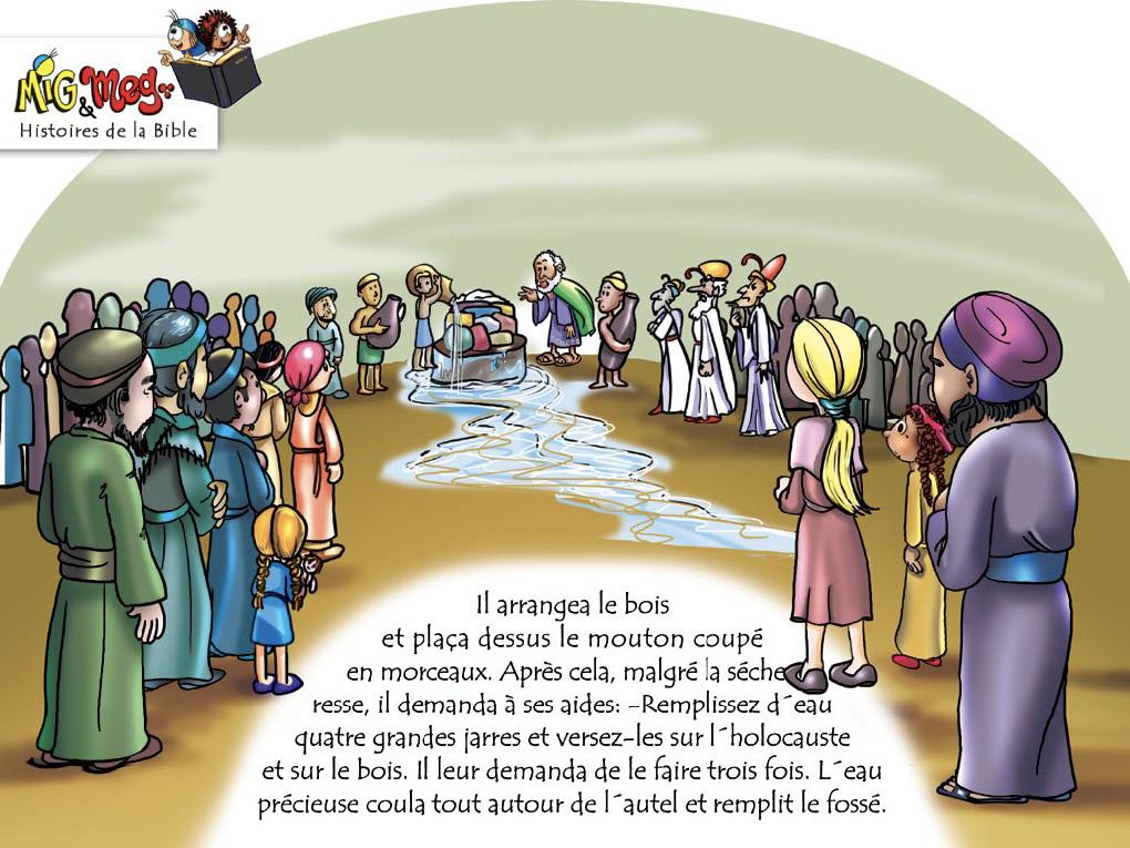 Elie et les prophètes de Baal - page 11