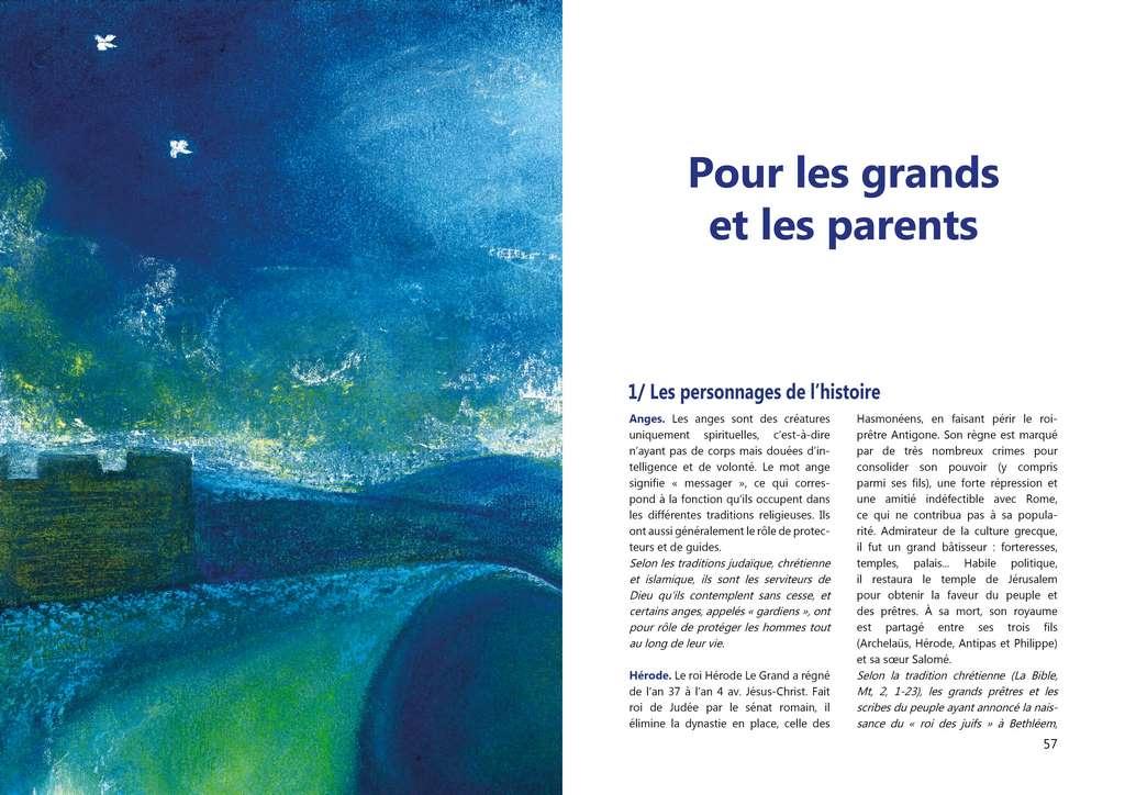 ALBUS ET L'ETOILE QUI DANSE - page 29