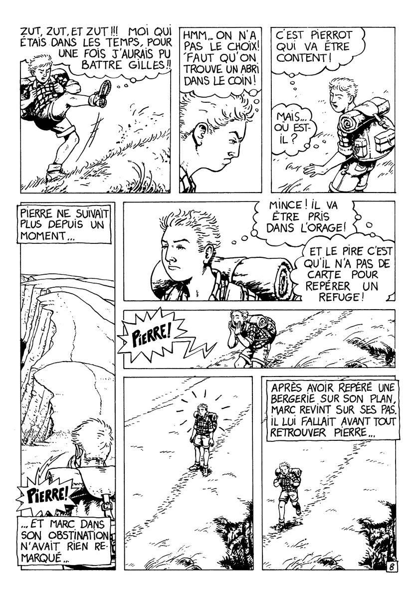 Les randonneurs - page 8