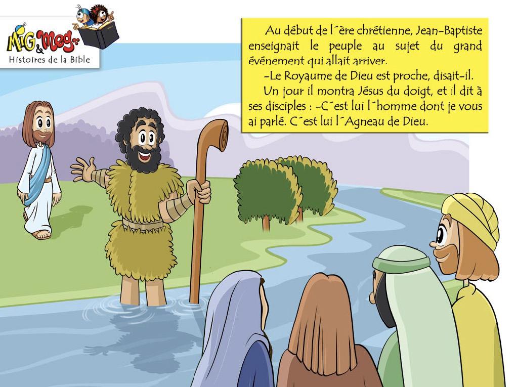 Jésus appelle ses disciples - page 2