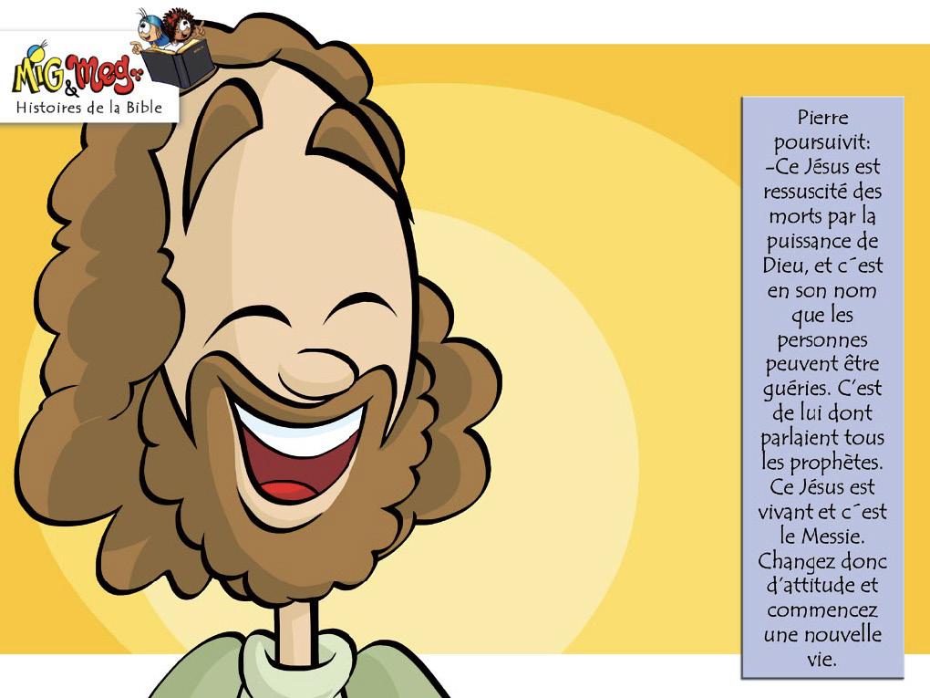 Pierre et Jean réalisent des miracles - page 5