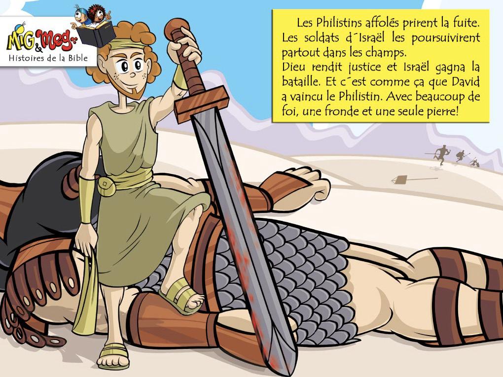 David et Goliath - page 15