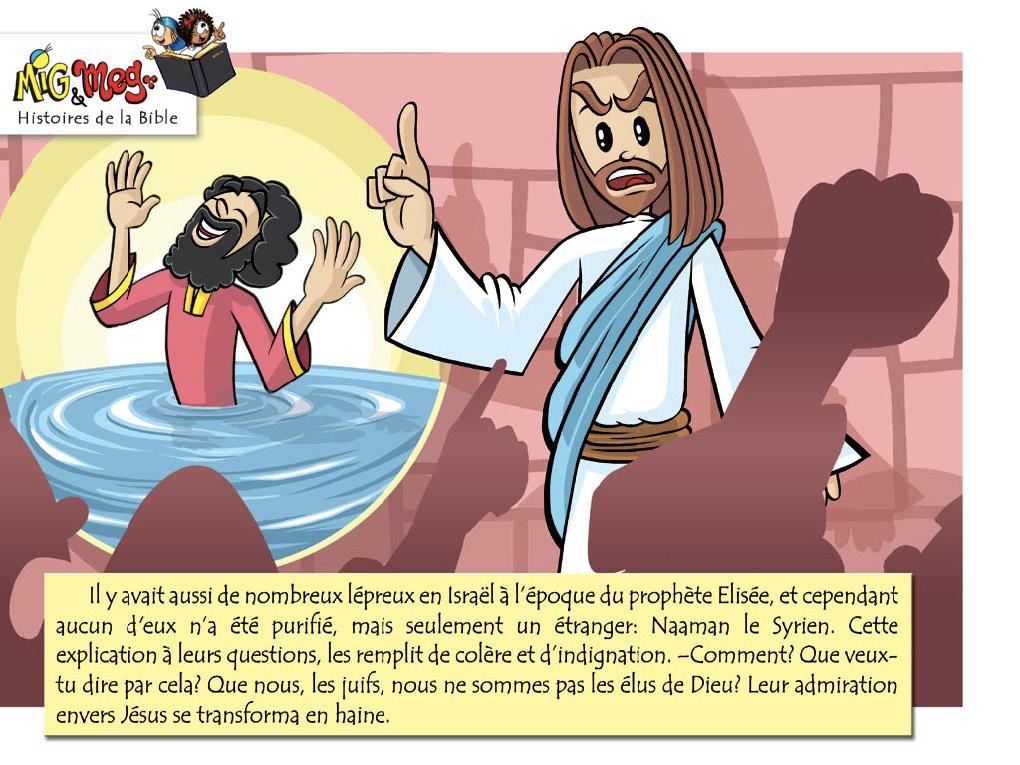 Jésus retourne à Nazareth - page 14