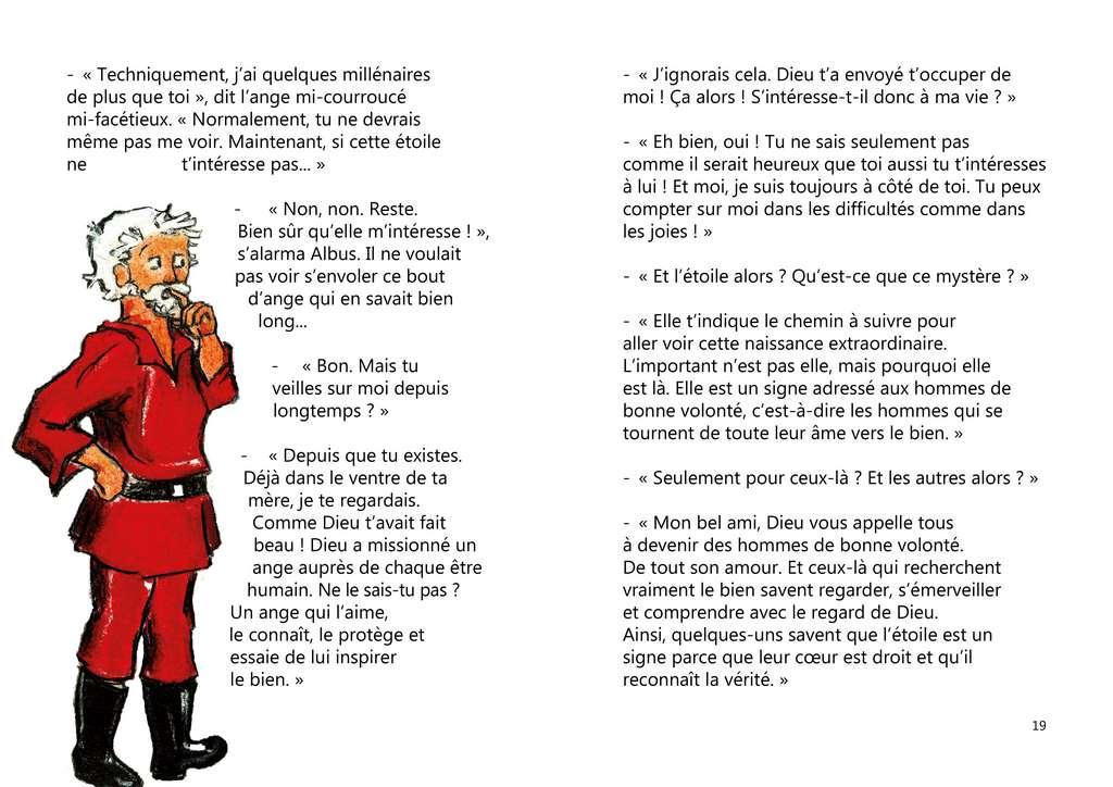 ALBUS ET L'ETOILE QUI DANSE - page 8