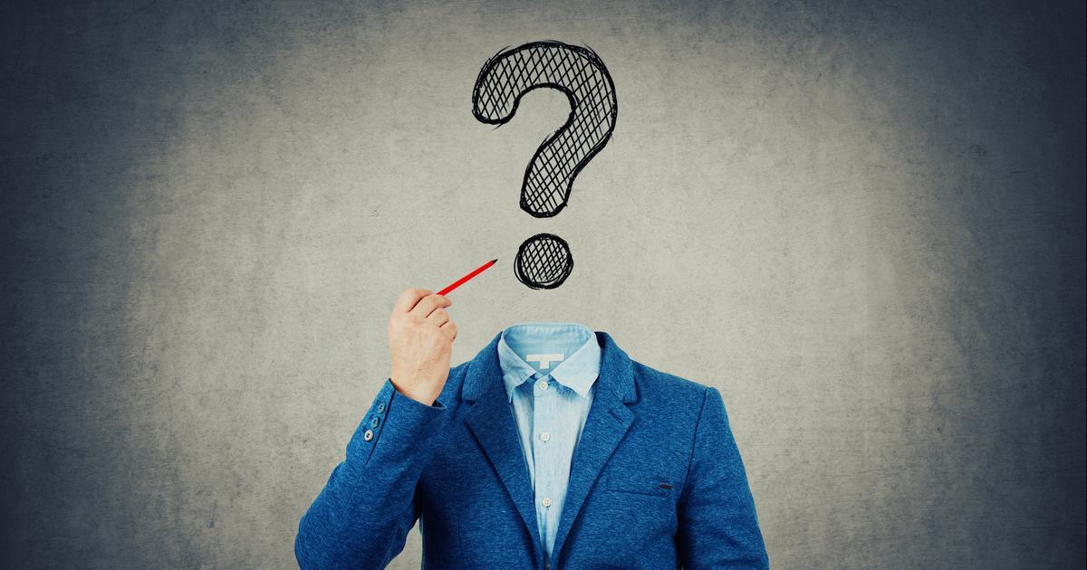 Crise d'identité : qui suis-je ?