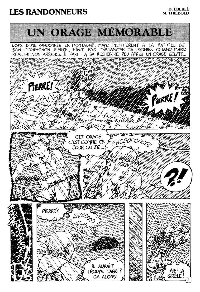 Les randonneurs - page 11