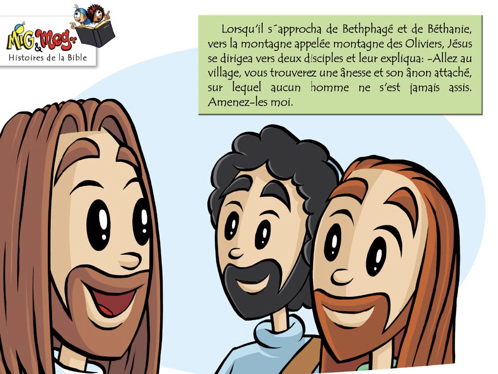L'entrée Triomphale - page 3