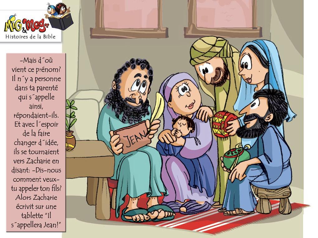 Naissance de Jean-Baptiste - page 12
