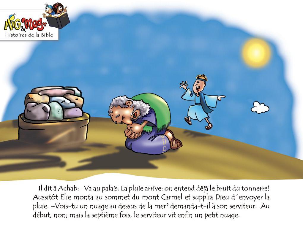 Elie et les prophètes de Baal - page 14