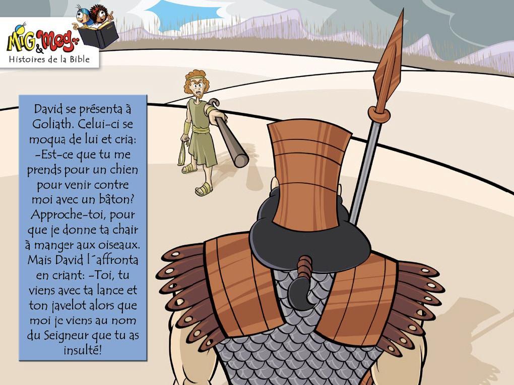 David et Goliath - page 13
