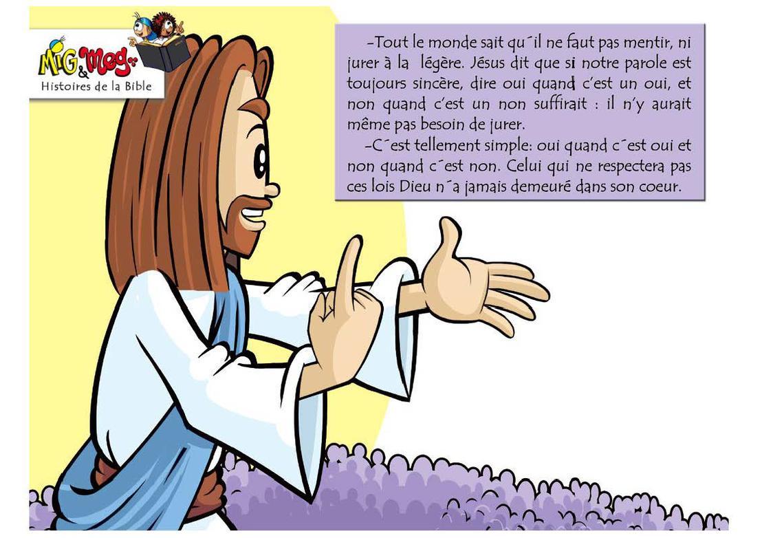 Le Sermon sur la Montagne - page 6