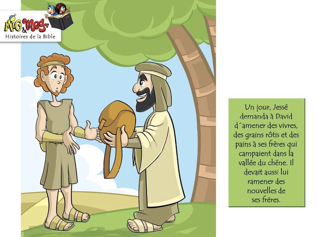 David et Goliath - page 6