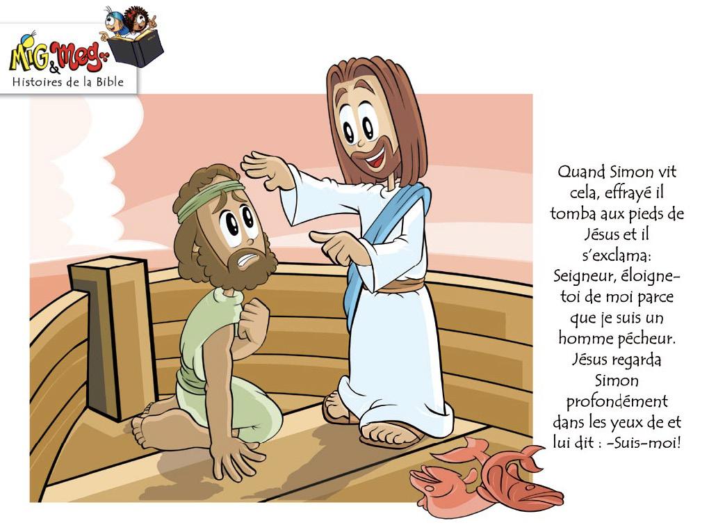 Jésus appelle ses disciples - page 10