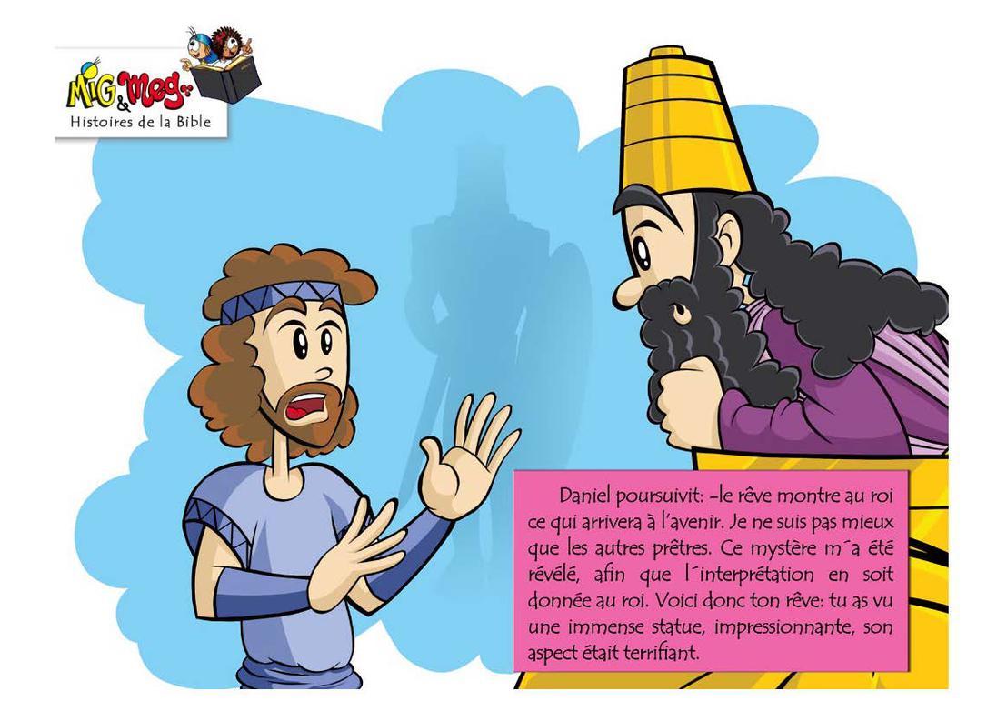 Daniel et le Rêve du Roi - page 10