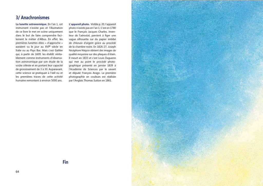 ALBUS ET L'ETOILE QUI DANSE - page 33