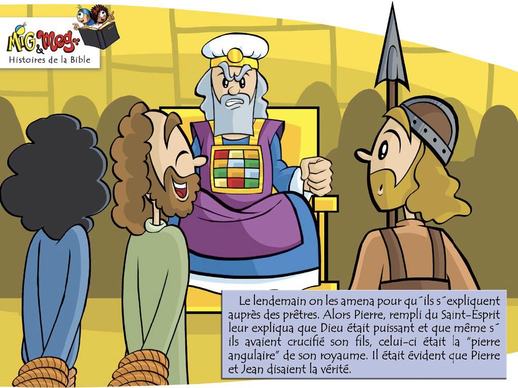 Pierre et Jean réalisent des miracles - page 7