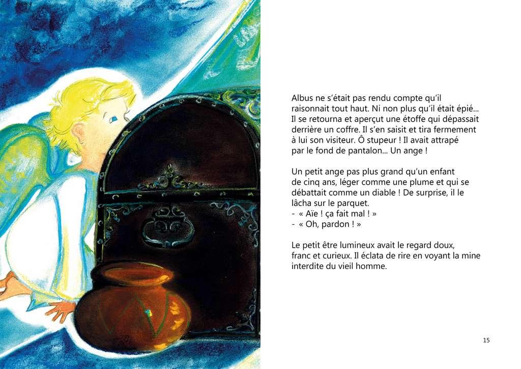 ALBUS ET L'ETOILE QUI DANSE - page 6