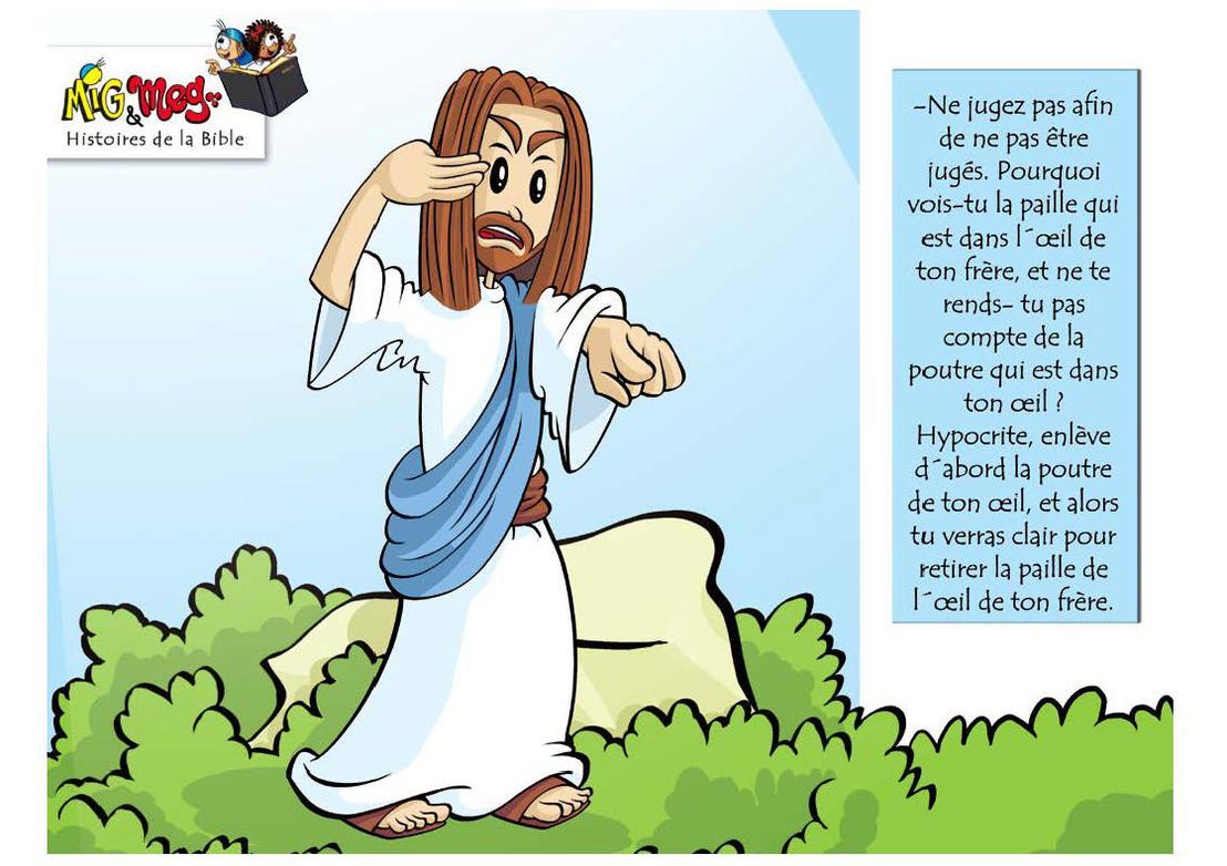 Le Sermon sur la Montagne - page 13