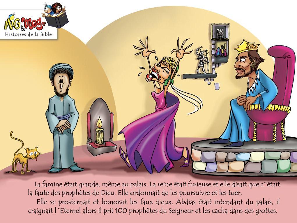 Elie et les prophètes de Baal - page 3