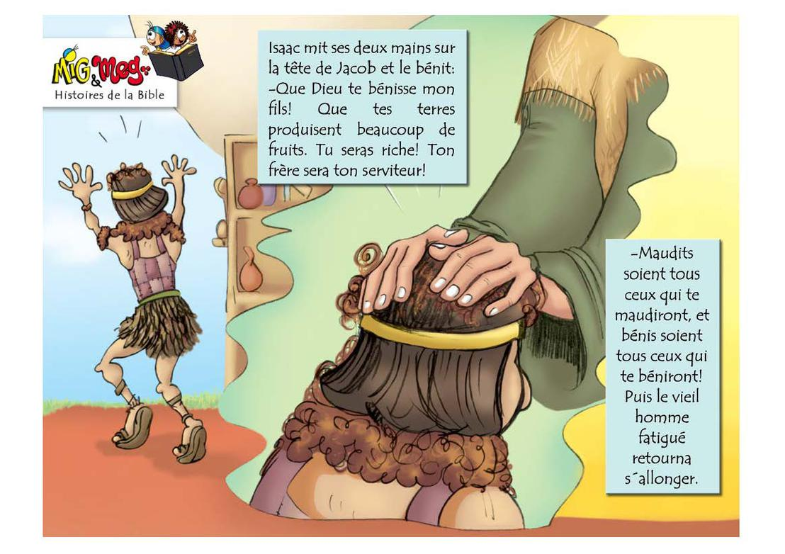 Esaü et Jacob - page 11